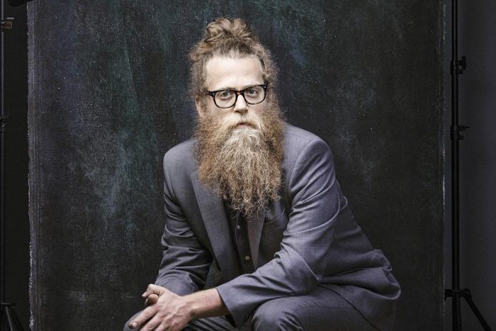 Halifax singer-songwriter Ben Caplan will perform at Market Hall Performing Arts Centre in downtown Peterborough on September 7, 2019, with Niagara country-folk musician Spencer Burton opening. (Photo: Jamie Kronick)