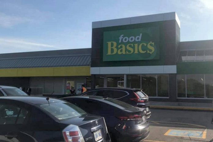 Food Basics is now open at 125 Hope Street South in Port Hope. (Photo: Port Hope and District Chamber of Commerce)