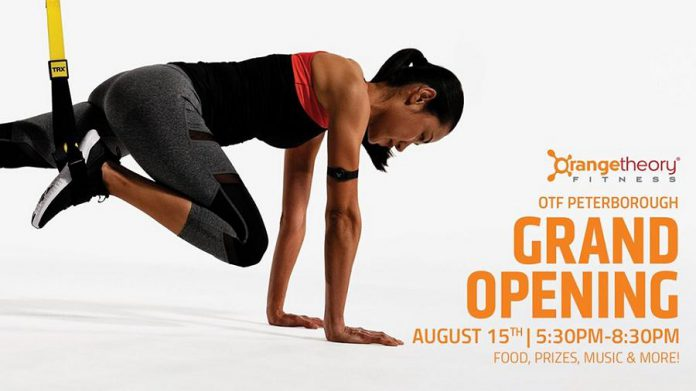 Orangetheory Fitness in Peterborough