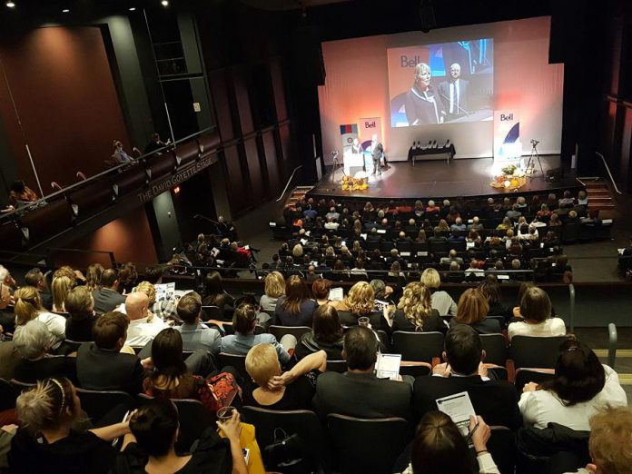 The Greater Peterborough Chamber of Commerce's 2018 Peterborough Business Excellence Awards. This year's event takes place on October 16, 2019 at Showplace Performance Centre. (Photo: Peterborough Chamber of Commerce)