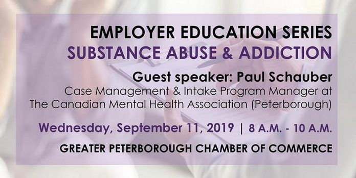 Employer Education Series - Substance Abuse & Addiction Information Session by Workforce Development Board/Local Employment Planning Council