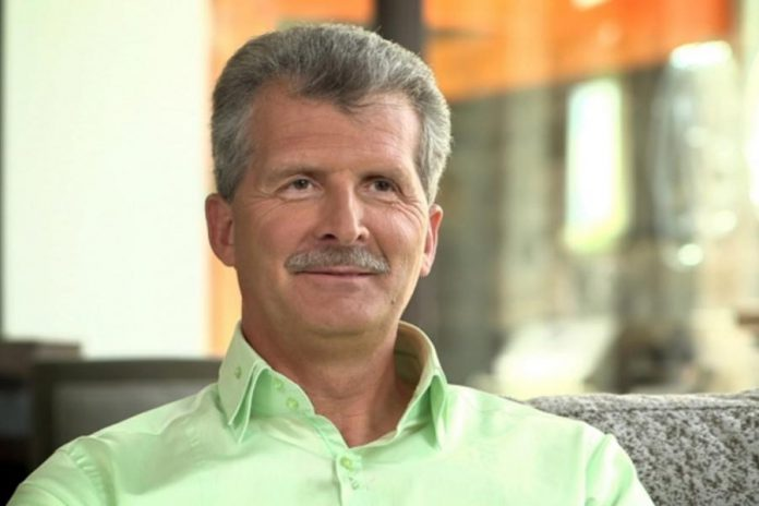 Entrepreneur Richard L'Abbé.