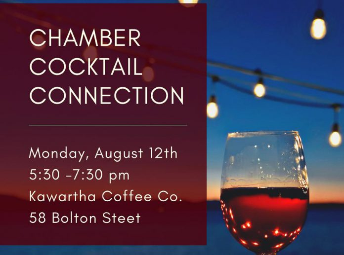 Chamber Cocktail Connection