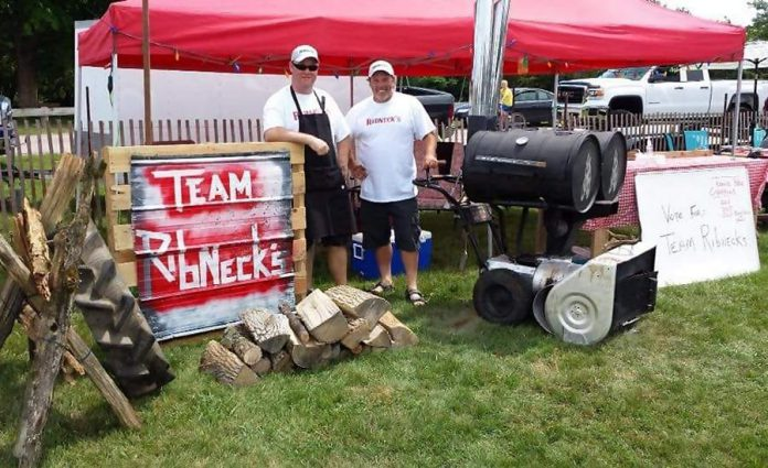Team Ribneck will return to the Keene Summer Barbeque competition on August 24, 2019. (Photo: Keene Summer Barbeque / Facebook)