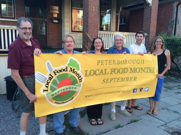 September is Local Food Month in the City and County of Peterborough. (Photo: Peterborough County / Twitter)