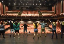 "A cast of 11 Peterborough performers has been rehearsing over the summer for ""Music of the 70's"", a musical revue featuring 36 hits from the era that runs from September 20 to 22, 2019. Produced by Pat Hooper and directed by Len Lifchus, with music direction by Bill Crane, the show is a fundraiser for Showplace Performance Centre. (Photo: Wayne Bonner)"