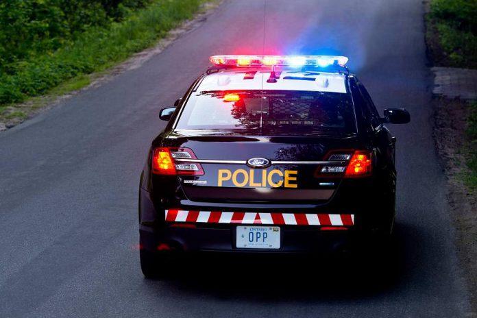 OPP police cruiser (Photo: opp.ca)