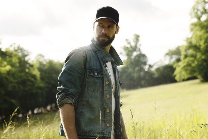 Award-winning Canadian country music artist Chad Brownlee returns to Peterborough Musicfest on August 7, 2019 to perform a free, sponsor-supported concert at Del Crary Park in downtown Peterborough. (Publicity photo)
