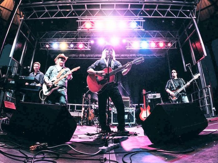 Tom Petty tribute band We Ain't Petty, led by singer and guitarist Barry Davis, performs a free concert at Peterborough Musicfest at Del Crary Park in downtown Peterborough on August 3, 2019. (Photo: We Ain't Petty)