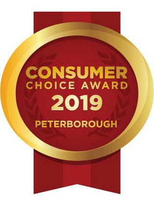 The Ear Depot is the only business in the Kawarthas region to win a 2019 Consumer Choice Award for business excellence.