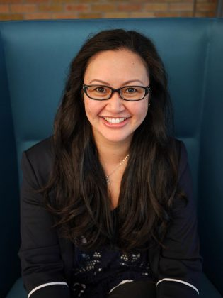 """Grace Reynolds is a licenced mortgage broker with Toronto-based Northwood Mortgage Ltd. She was recently selected for a """"4-Under-40 Profile"""" by the Peterborough Chamber of Commerce for its 2019 Business Excellence Awards.  (Supplied photo)"""