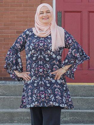 Abeer Al-Salihi. (Photo: Heather Doughty)