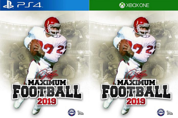 """Doug Flutie's Maximum Football 2019"" is available now for the PS4 and Xbox One game consoles. (Supplied photos)"