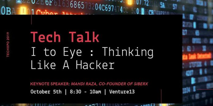 I to Eye : Thinking Like A Hacker