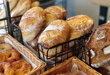 Mickaël's Café Librairie serves a variety of baked goods from locations in Lindsay and Omemee. (Photo: Mickaël's Café Librairie)
