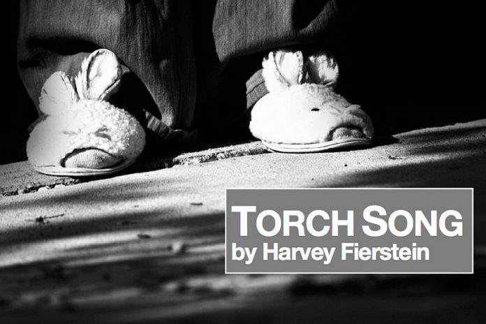 """Opening New Stages Theatre Company's 2019-20 season is a staged reading of Harvey Fierstein's """"Torch Song"""" takes place at Market Hall Performing Arts Centre in downtown Peterborough on September 15, 2019."""