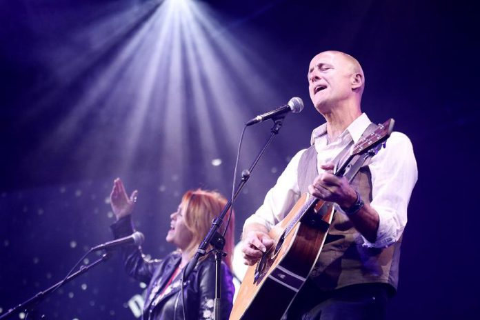 British folk duo Winter Wilson (Kip Winter and David Wilson) are touring Canada in September, with a stop at The Garnet in downtown Peterborough on Wednesday, September 25th. Peterborough singer-songwriter Robert Atyeo will be opening. (Publicity photo)