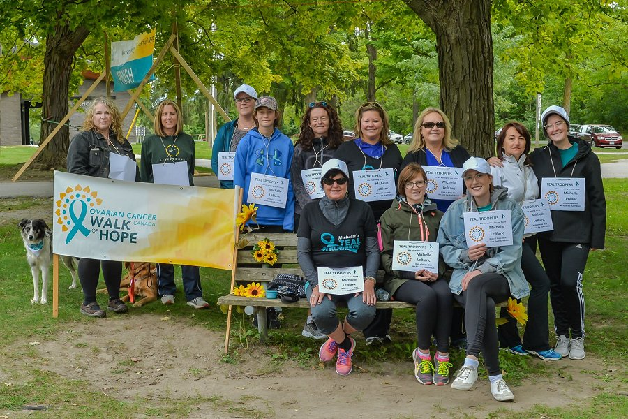 Peterborough Ovarian Cancer Walk of Hope returns September 8