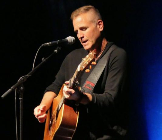 Séan McCann, former founding member of Great Big Sea, will be performing a solo concert at the Market Hall in Peterborough on September 29, 2019. As well as being a singer-songwriter (and soon to be a published author along with his wife), McCann is a mental health and addiction recovery advocate. (Supplied photo)