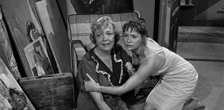 "A scene from ""The Midnight Sun"", a 1961 episode of The Twilight Zone written by Rod Serling, in which two women try to cope with increasingly oppressive heat in a nearly abandoned city after Earth has been knocked out of its orbit and is slowly falling into the sun. It is one of two episodes that will be recreated for the stage at The Theatre on King in downtown Peterborough on September 20, 2019. (Photo: CBS Productions)"