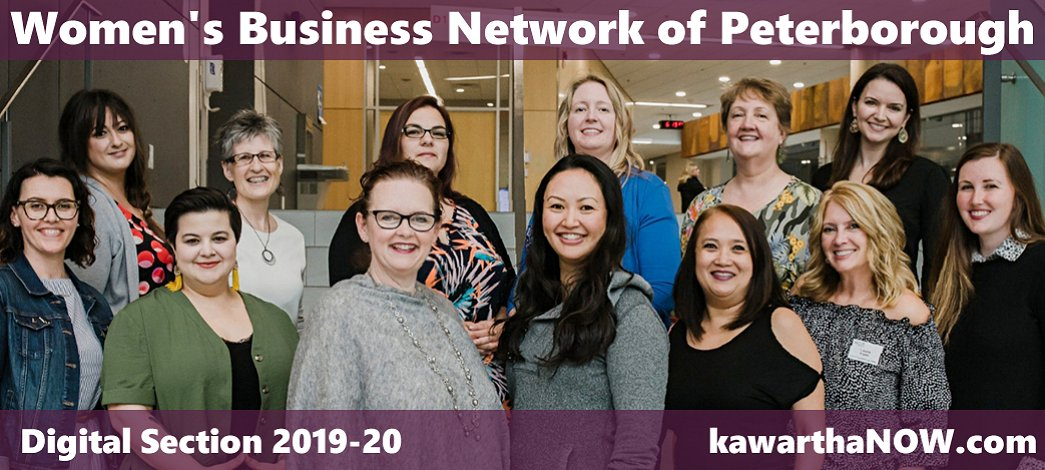 Women's Business Network of Peterborough 2019-20