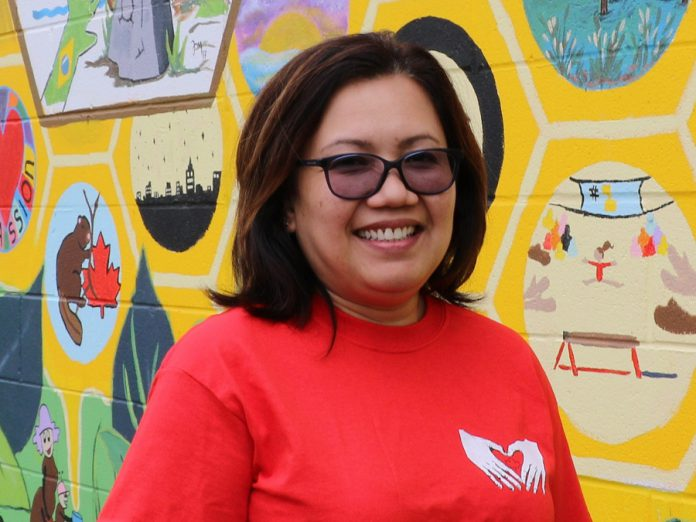 Carmela Valles, former executive director of New Canadians Centre Peterborough and current owner of Carmela Valles Immigration Consulting, has been named the 2019 Business Citizen of the Year by the Greater Peterborough Chamber of Commerce. (Photo: New Canadians Centre Peterborough)