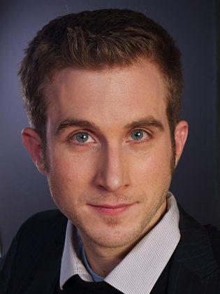 Aaron Jensen, Countermeasure's artistic director, arranger, and composer. (Publicity photo)