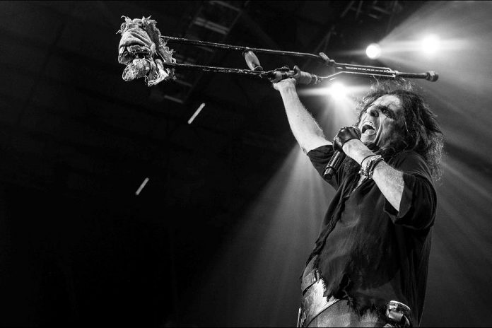 Shock-rocker Alice Cooper will perform at the Peterborough Memorial Centre on April 1, 2020. (Photo: Kyler Clark Photography)