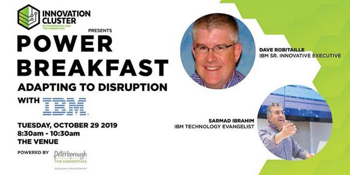 Power Breakfast: Adapting to Disruption