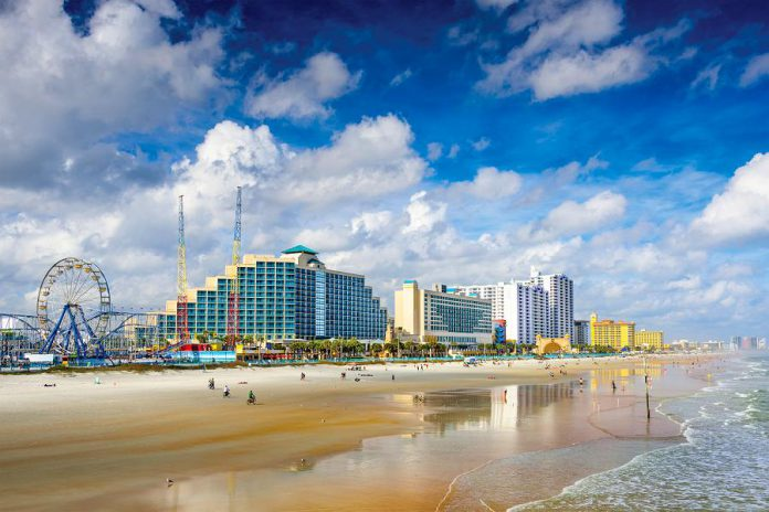 Throughout fall and winter, DeNureTours offers a variety of departures to Daytona Beach (pictured above) and St. Pete Beach, Florida, and Myrtle Beach, South Carolina - all ideal vacation spots that offer the perfect combination of popular local attractions, fun day excursions with fellow Canadian travellers, and time to unwind poolside or on the sandy beaches that DeNureTours' sunshine vacations are known for.  (Photo courtesy of DeNureTours)
