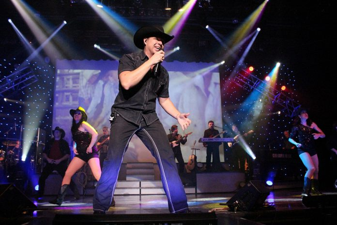 One of the many highlights of the 2020 Branson, Missouri tour is Clay Cooper's Country Express, an action-packed two-hour show of lights, comedy, and down-home country. In honour of DenureTours' 60th anniversary, Clay Cooper himself will present DeNureTours CEO Ray DeNure with a celebratory plaque. (Photo courtesy of DeNureTours)
