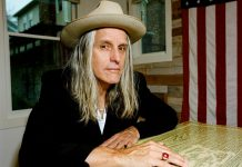 Canadian-born folk-rock singer and songwriter Steve Poltz brings his quirky personality and large catalog of original songs to Market Hall Performing Arts Centre in downtown Peterborough on October 19, 2019. (Photo: Laura Partain)