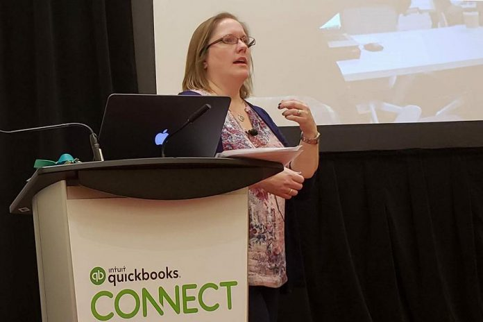 Susan Watkin works directly with QuickBooks' Intuit Canada as a trainer and writer for their small business and accounting professional groups and business builder training series. She also teaches courses for Mohawk College and Canadore College. (Supplied photo)