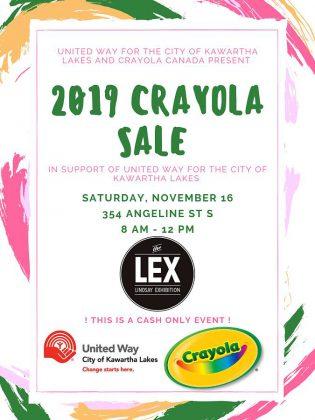 31st annual Crayola Sale