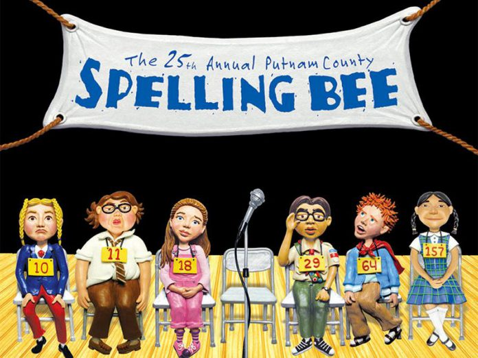 "The Peterborough Theatre Guild's production of ""The 25th Annual Putnam County Spelling Bee"" runs from November 8th to 23rd at the Guild Hall in Peterborough."