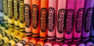 Since the annual Crayalo Sale began, Crayola Canada has donated over $1,052,000 to the United Way for the City of Kawartha Lakes. The 31st annual sale runs from 8 a.m. to 12 p.m. on November 16, 2019 in the main building at the Lindsay Exhibition Fairgrounds. (Photo: Crayola Canada)