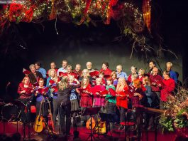 Get in the spirit of the season while supporting youth and families in need at the 20th annual In From The Cold Christmas concert, with performances on Friday, December 6th and Saturday, December 7th, at the Market Hall in downtown Peterborough. (Photo: Linda McIlwain / kawarthaNOW.com)