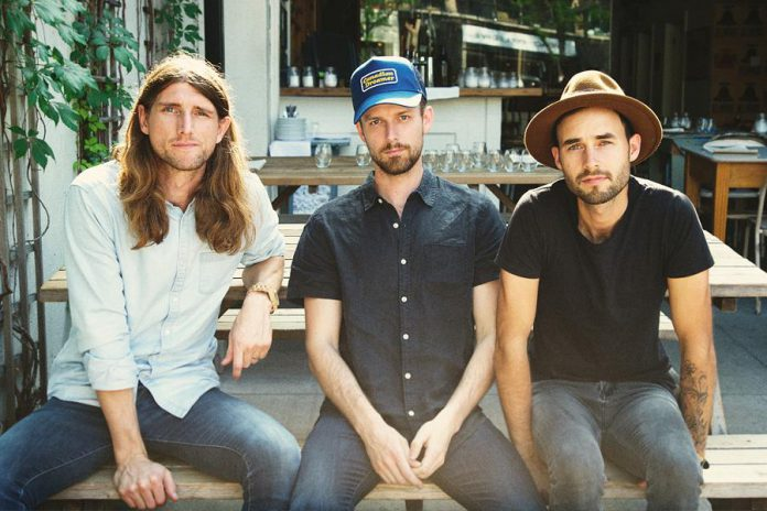 The East Pointers are Koady Chaisson, Jake Charron, and Tim Chaisson. (Publicity photo)