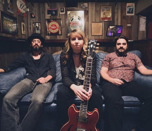 """Emily Burgess & The Emburys will be releasing their new album """"Never-Ending Fling"""" at the Gordon Best in Peterborough on Saturday, November 16th with special guests The Weber Brothers, Ryan 'Rico' Browne, Shai 'Cookie' Peer, and Blue Hazel. (Photo: Karol Orzechowski)"""
