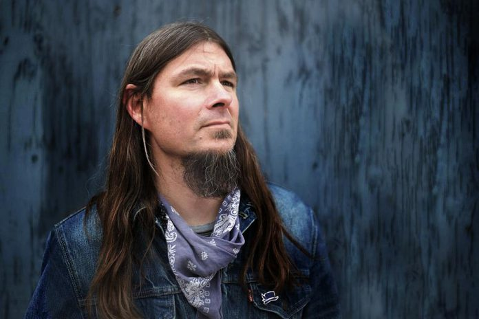 """Raised in Peterborough, acclaimed Alberta-based roots singer-songwriter Dave McCann returns home to perform a show at The Garnet in downtown Peterborough on Sunday, November 24th, in support of his latest album """"Westbound Til Light"""". (Publicity photo)"""