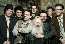 """Drawing comparisons to Captain Beefheart and Frank Zappa's The Mothers of Invention, self-proclaimed """"mad composer from Oakville"""" Friendly Rich (Marsella) brings his experimental cabaret orchestra The Lollipop People to The Garnet in downtown Peterborough on Wednesday, November 13th. (Publicity photo)"""