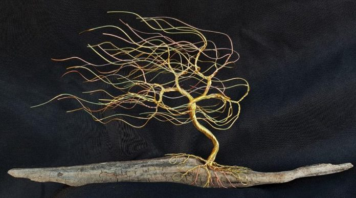 Jules Wilton of Dryad Artifacts, will also be showcasing her art at The Rose Project's inaugural Holiday Craft Show at Port Hopes Town Park Recreation Centre on November 23, 2019. (Supplied photo)