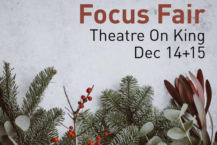 Focus Fair at The Theatre on King