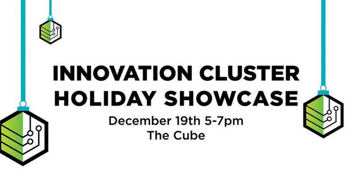 Innovation Cluster holiday showcase