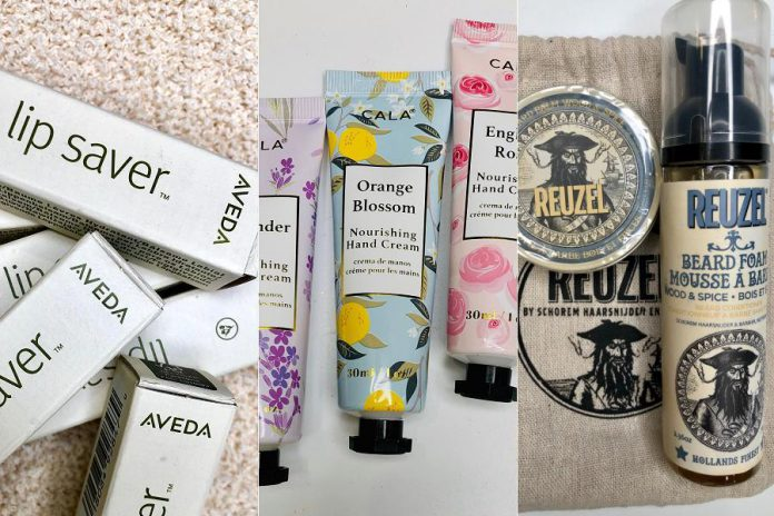 Along with gift cards, you can get stocking stuffers for that special someone at Euphoria Wellness Spa in downtown Peterborough. Euphoria carries products for both women and men. (Supplied photos_