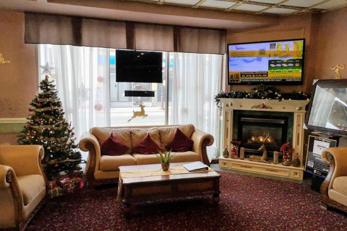 "Located steps away from downtown Peterborough shops, restaurants, and performance venues, Peterborough Inn & Suites Hotel is the ideal place to ""stay local"" when you are celebrating the holiday season.   (Supplied photo)"