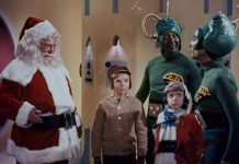 """Planet 12 Productions is presenting a staged reading of the 1964 cult movie """"Santa Claus Conquers The Martians"""", widely considered one of the worst films ever made, at The Theatre on King in downtown Peterborough from December 19 to 22, 2019."""