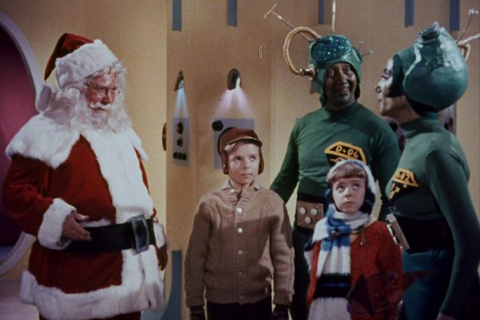 "Planet 12 Productions is presenting a staged reading of the 1964 cult movie ""Santa Claus Conquers The Martians"", widely considered one of the worst films ever made, at The Theatre on King in downtown Peterborough from December 19 to 22, 2019."