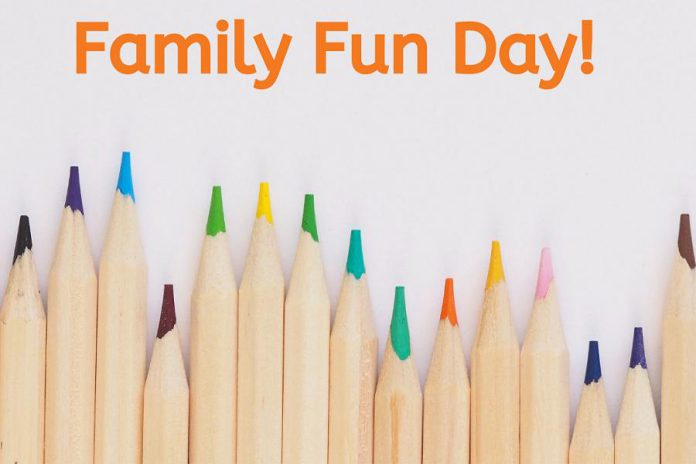 """The Art Gallery of Northumberland is open on Family Day 2020 for """"Family Fun Day"""". (Graphic: Art Gallery of Northumberland)"""