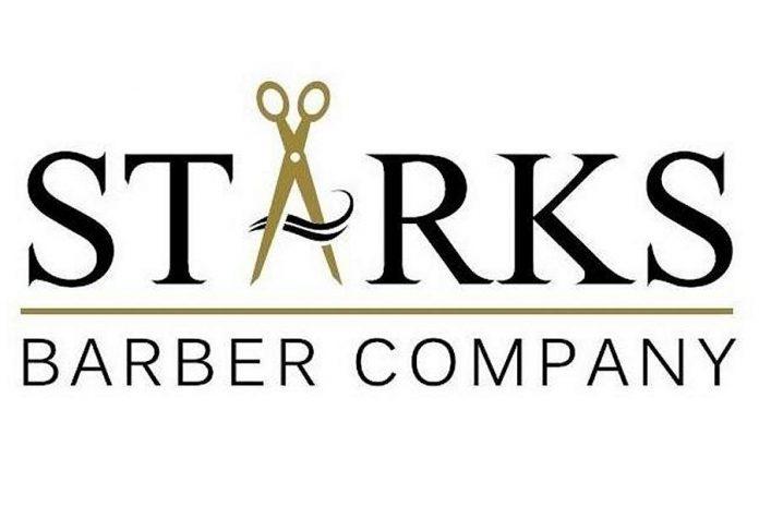 Starks Barber Company logo